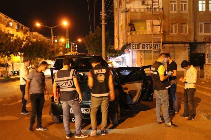 Diyarbakır'da hava destekli narkotik uygulaması