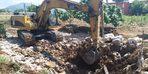 Selin vurduğu Tarsus'ta, hasar tespit ve onarım çalışması