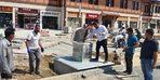 Erciş Belediyesinden yeraltı çöp konteyner sistemi