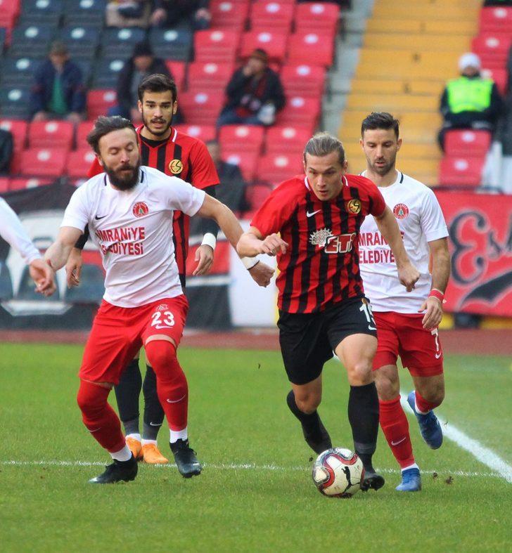 Eskişehirspor'un gençlerine talep çok
