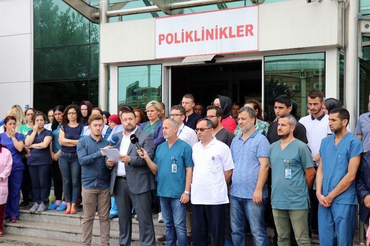 Türk Sağlık Sendikasından hastanedeki bıçaklanmayla ilgili açıklama
