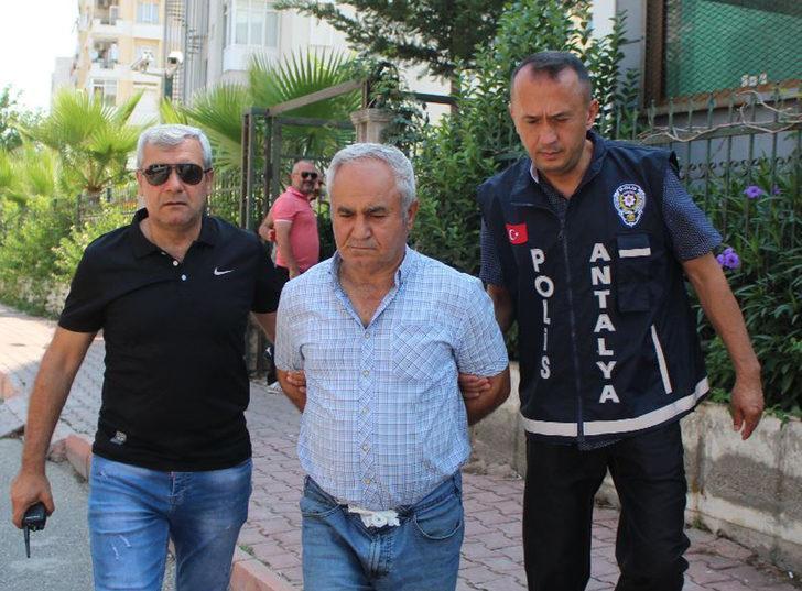 Gürcü kadın cinayetinde emekli bekçi gözaltında (2)