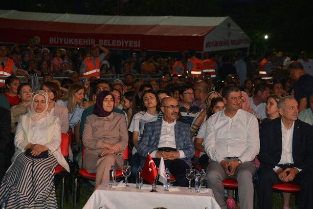 3'üncü Karpuz Festivali yapıldı