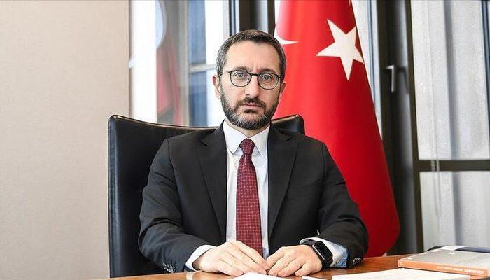 İletişim Başkanı Altun: Türkiye, Ermenistan uçağını vurmadı thumbnail