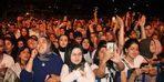 10 bin kişi 100. yılı coşku içinde Kıraç ile kutladı
