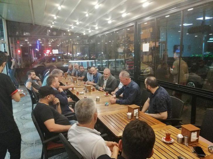 AK Parti'li Kayatürk, seçim çalışmaları için İstanbul'a karargah kurdu