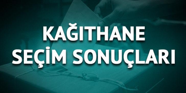 Kağıthane'de Ekrem İmamoğlu ve Binali Yıldırım kaç oy aldı, oy oranı ne oldu?