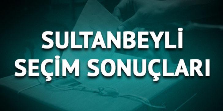 Sultanbeyli'de Ekrem İmamoğlu ve Binali Yıldırım kaç oy aldı, oy oranı ne oldu?