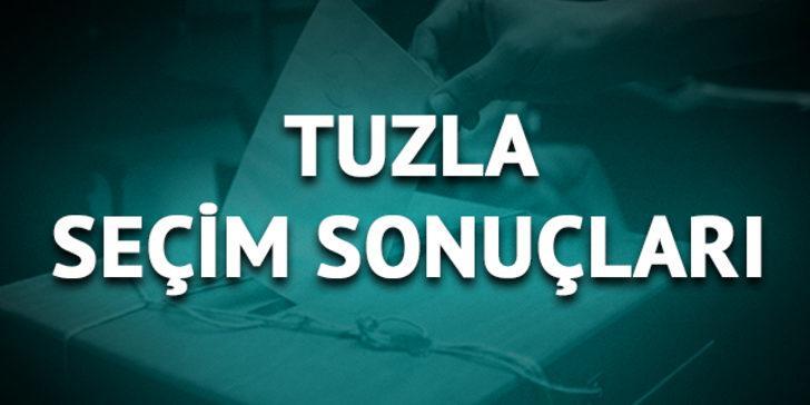 Tuzla'da Ekrem İmamoğlu ve Binali Yıldırım kaç oy aldı, oy oranı ne oldu?