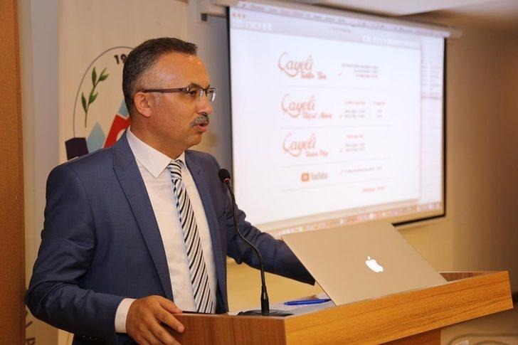 Vali Çeber, Çayeli Tanıtım Filmi Lansmanı'na katıldı