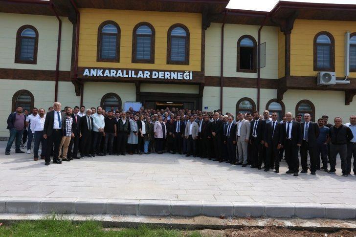 Ankaralıların başkanı yeniden Hilmi Yaman oldu