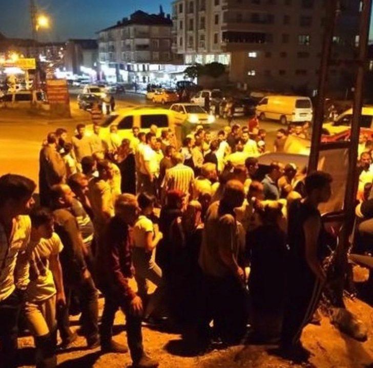Ankara'da trafik kazası: 8 yaralı
