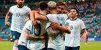 Arjantin tur atladı