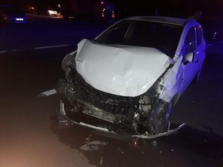 Bolu'da, trafik kazası: 1 ölü 5 yaralı