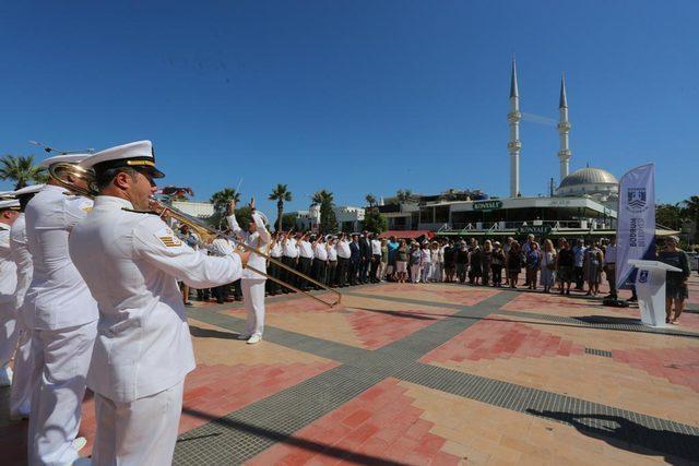 Amiral Turgut Reis, Bodrum'da anıldı
