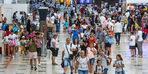 Antalya turizmi haziranda ilk kez 5 milyonu geçti