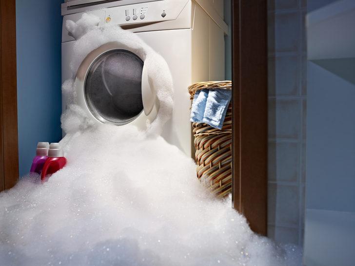 Daha iyi temizlenir düşüncesiyle deterjan miktarını abartmayın!