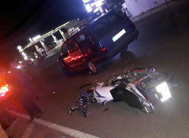 CHP Tire İlçe Başkanı Güleç, kazada yaralandı