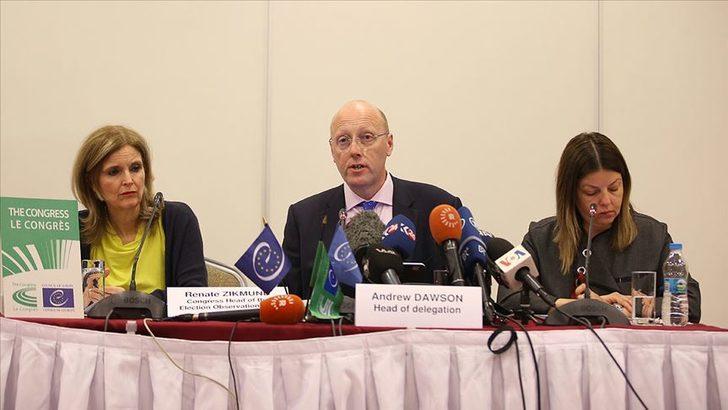 Avrupa Konseyi'nden İstanbul seçimi açıklaması! 30 ilçede gözlem yaptılar