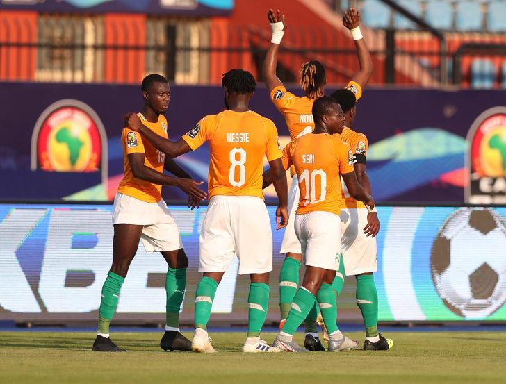 Fildişi Sahili 1 - 0 Güney Afrika (Afrika Uluslar Kupası)