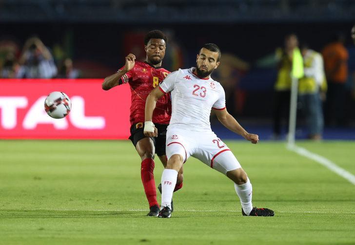 Tunus 1 - 1 Angola (Afrika Uluslar Kupası)