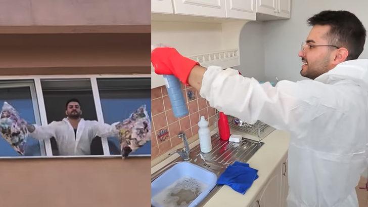 Temizlik hastalığına dikkat! Birçoğu evi kirleneceği için misafir bile kabul etmiyor