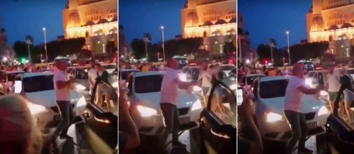 Maltepe'de skandal İmamoğlu kutlaması