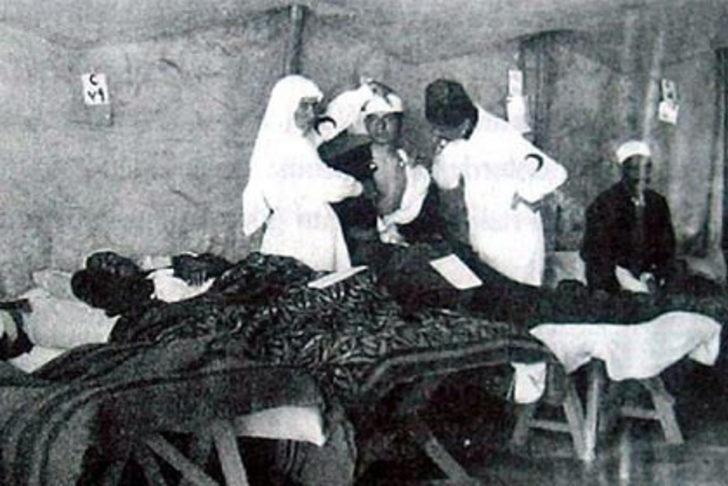 çanakkale savaşları hemşire ile ilgili görsel sonucu