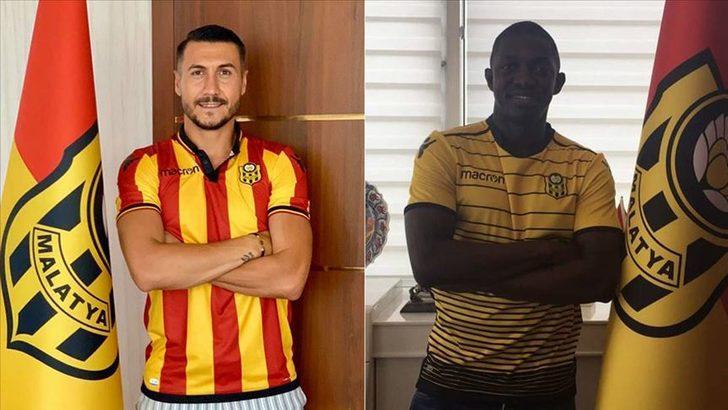 Yeni Malatyaspor'un hücum hattı güçleniyor