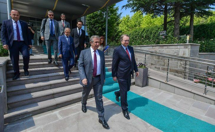 Başkent için üç projede Büyükşehir-AB iş birliği başlıyor