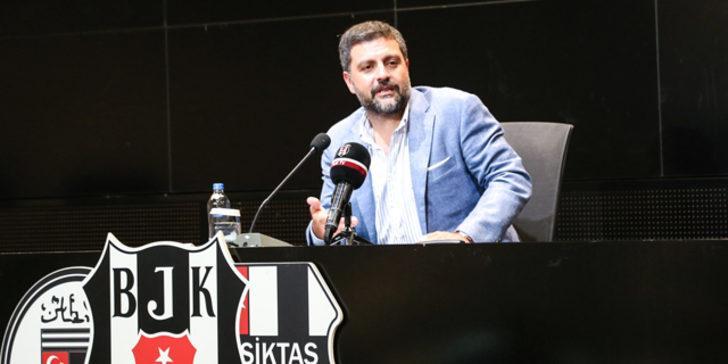 Mahmutyazıcıoğlu: Beşiktaş'ın kanını emiyorlardı, emmesinler dedik