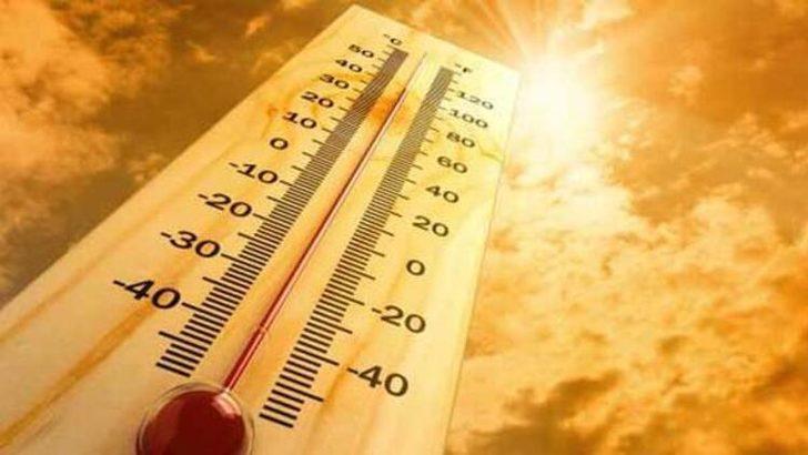 Meteoroloji'den Trakya'ya 'güneş çarpması' uyarısı