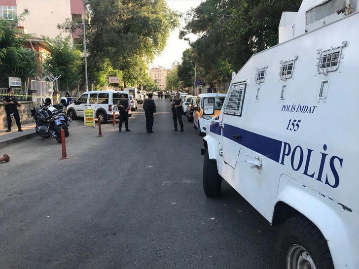 Diyarbakır'da silahlı saldırı: 1 ölü, 1 yaralı