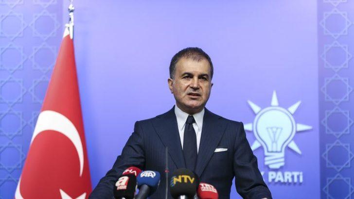 AKP Sözcüsü'nden ABD Yorumu: ''Ne Irkçılık Ne Şiddet''