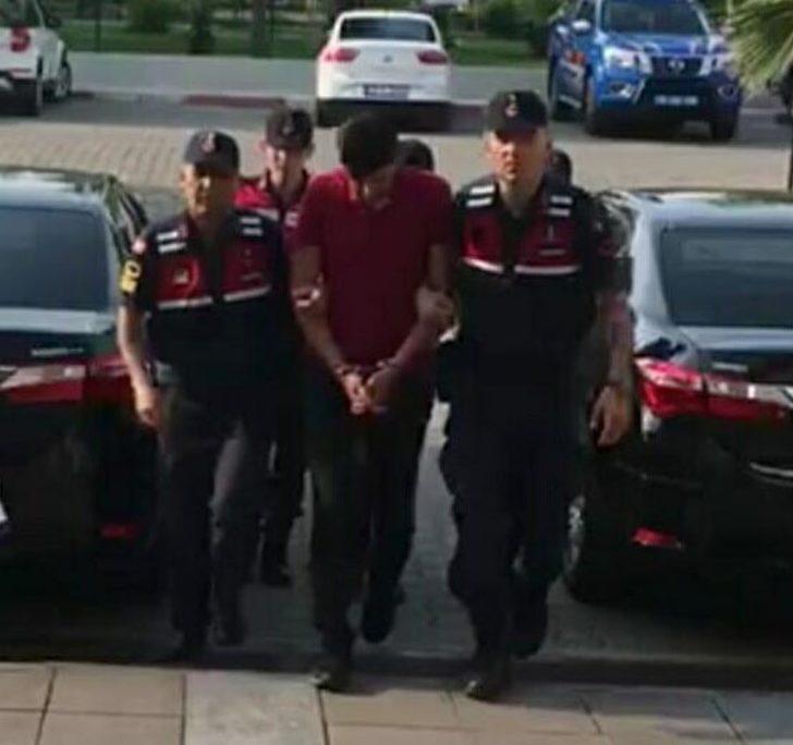 Hint keneviri ve esrara 2 tutuklama
