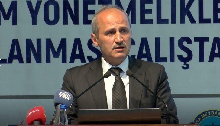 Bakan Turhan: Yeni projelerimizde deprem güvenliğini maksimum düzeye taşıyoruz
