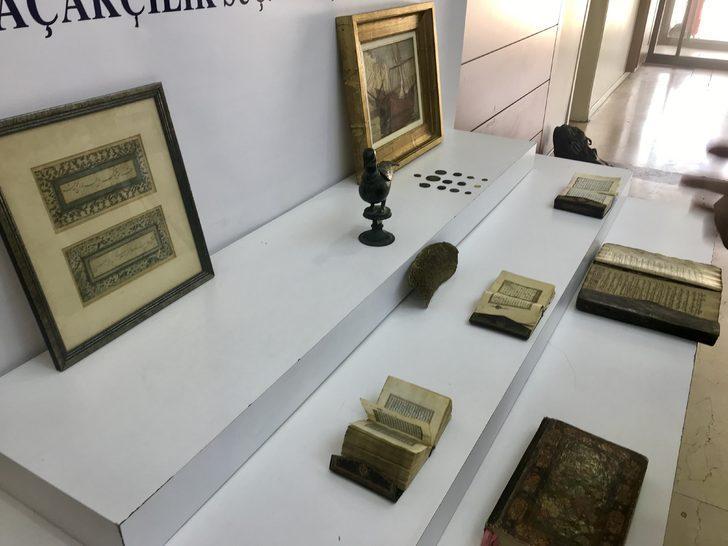 Feyhaman Duran'ın müzeden çalınan tablosu bulundu, tarihi eserler ele geçirildi