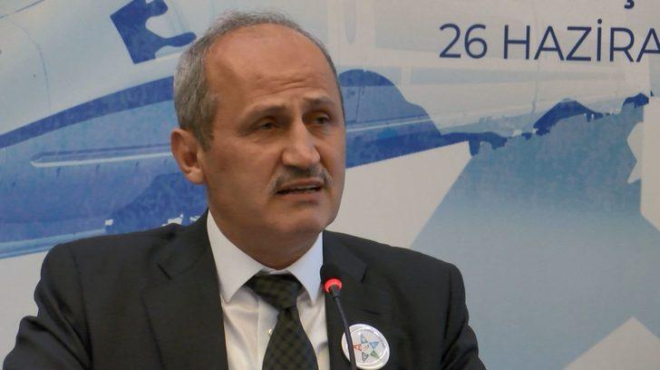 Bakan Turhan: Yeni projelerimizde deprem güvenliğini maksimum düzeye taşıyoruz (2)
