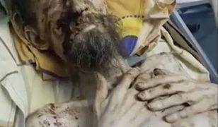 Yürüyen ceset! Bir ay boyunca mağarada ayı tarafından esir tutuldu