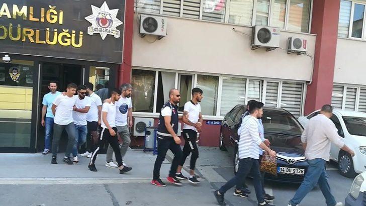 Kocaeli'de büfelerden 152 bin TL'lik vurgun yapan hırsızlar yakalandı