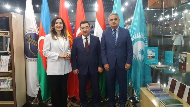 Dil ve Terminoloji Daimi Komisyonu Toplantısı Nur-Sultan'da yapıldı
