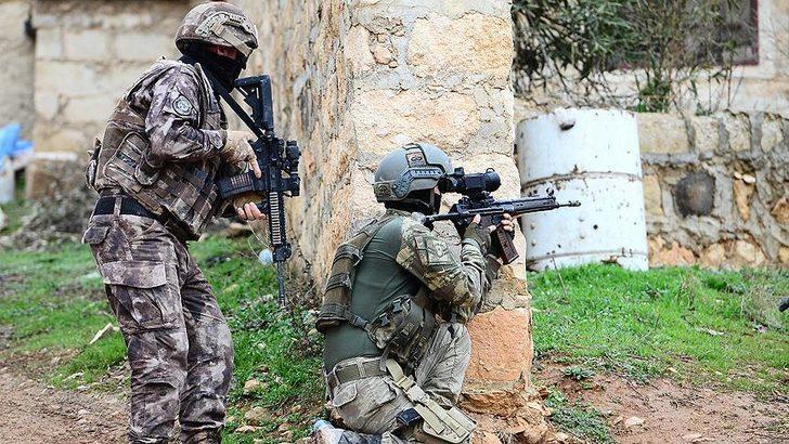 Tunceli'de terör operasyonu! 5 terörist etkisiz hale getirildi