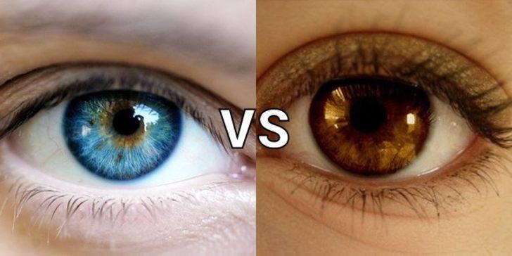 Sizi şok edecek gerçek: herkesin ama herkesin tek bir göz rengi var!