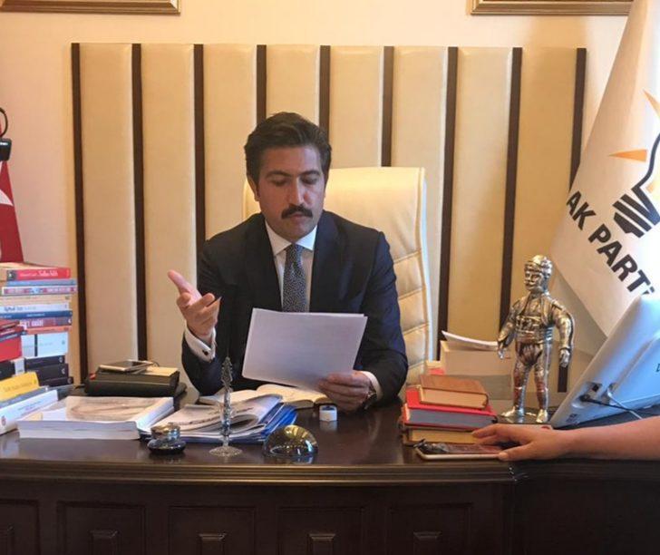 AK Parti'li Özkan: İfade özgürlüğü noktasında ciddi rahatlama sağlayacağız