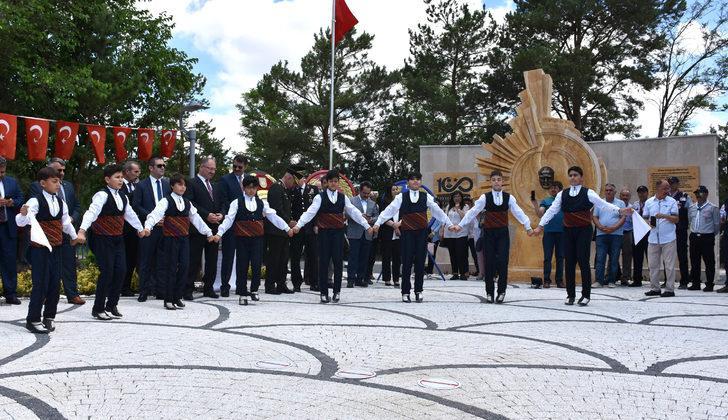 Atatürk'ün Sivas'a gelişinin100'üncü yılı kutlandı