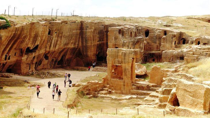 Doğu'nun Efes'i; Dara