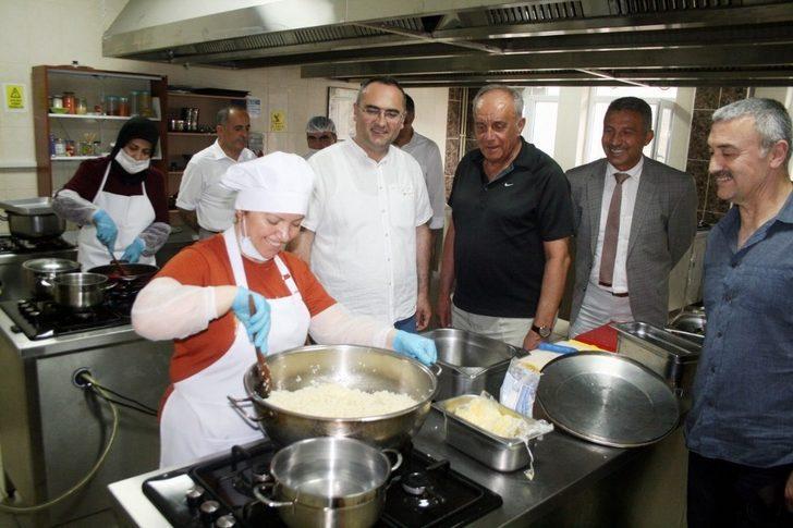 Mudanyalı aşçılar kalfalık için ter döktüler