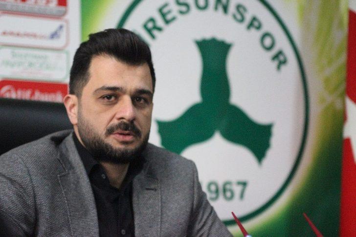 """(Özel haber) Sacit Ali Eren: """"Resmi imzaları temmuz ayının başında atmayı planlıyoruz"""""""
