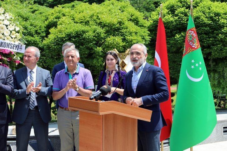 Cumhurbaşkanı Başdanışmanı Topçu, Mahtumkulu Firaki Şiir Bayramı'nı kutladı