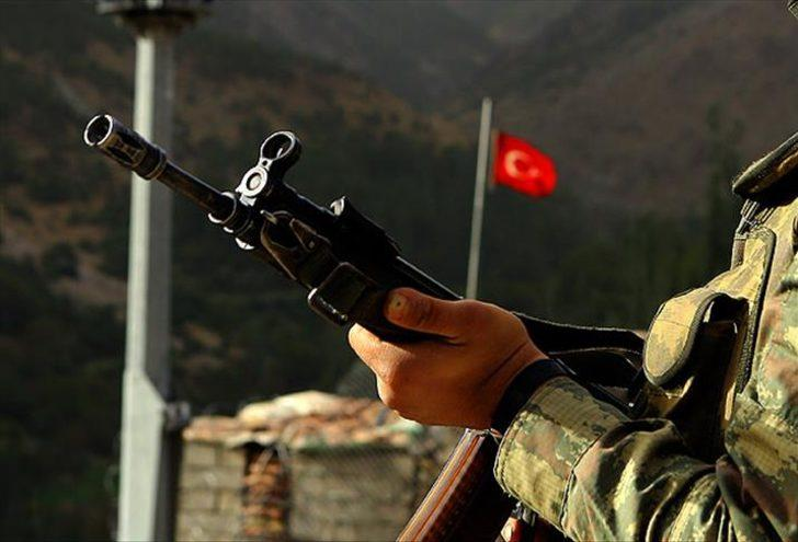 Hakurk'tan acı haber: 1 askerimiz şehit oldu